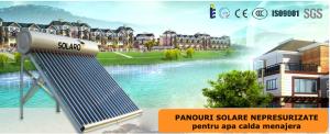 panouri solare solaro