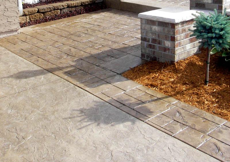 betonul polimer decorativ